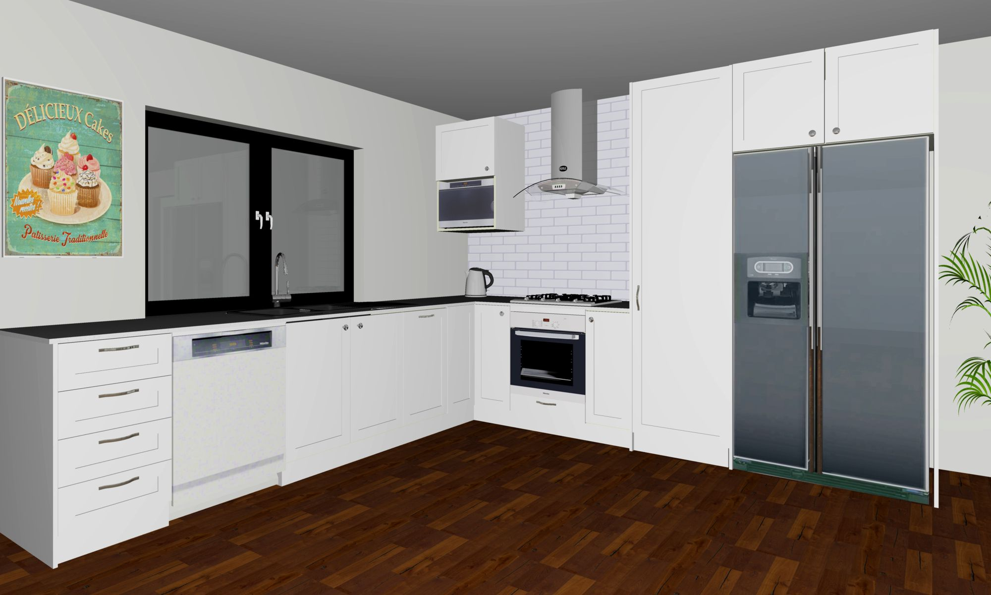 Pre Assembled Kitchens Perth Kitchens For Diy Installation